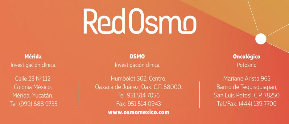 Red de Investigación Clínica de OSMO